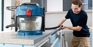Comprar aspiradora industrial para polvo fino y con enchufe